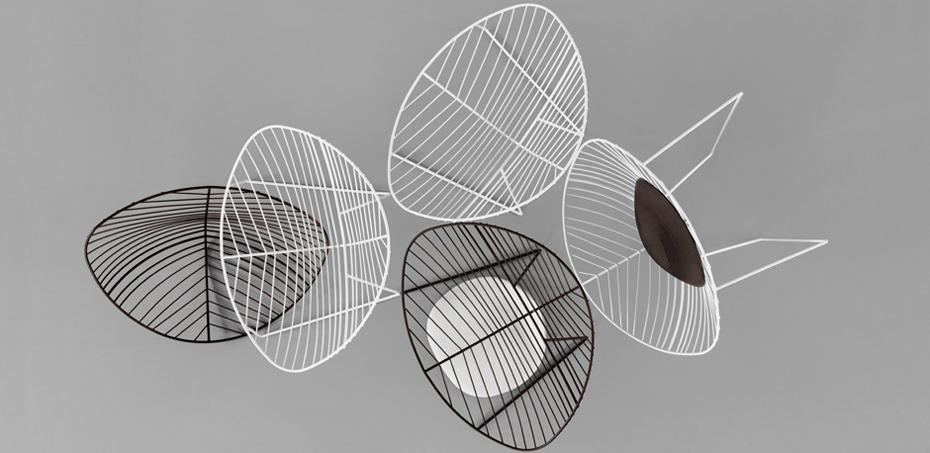 outdoor m bel leaf von arper design lievore altherr molina. Black Bedroom Furniture Sets. Home Design Ideas