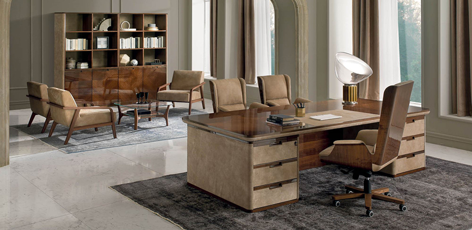 der klassische chefschreibtische avatar von i4mariani. Black Bedroom Furniture Sets. Home Design Ideas