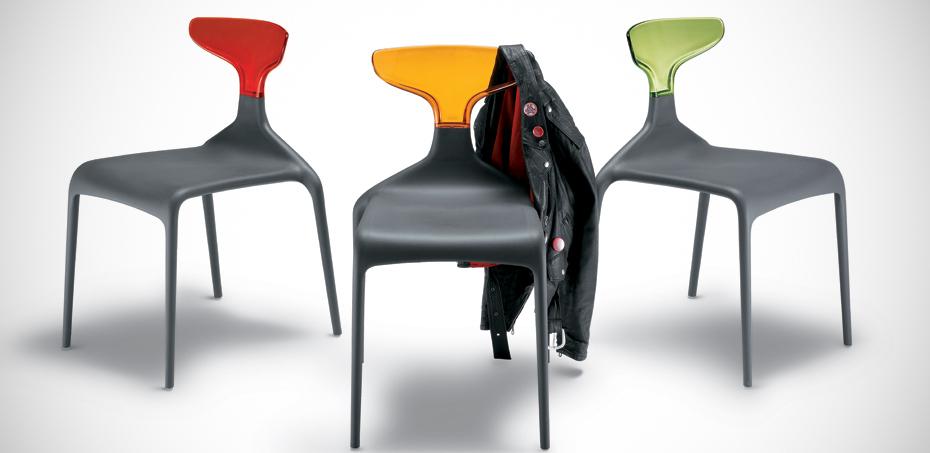design st hle punk und shark von green design dondoli pocci. Black Bedroom Furniture Sets. Home Design Ideas