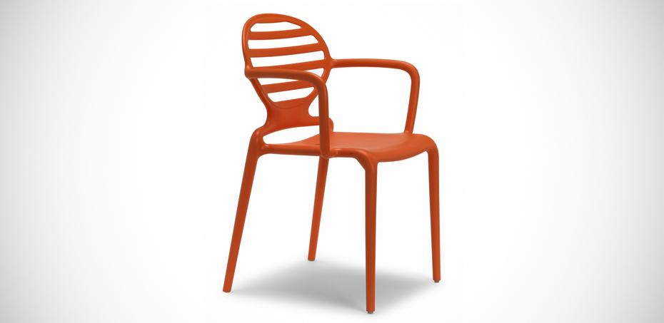 moderne st hle cokka von scab design la. Black Bedroom Furniture Sets. Home Design Ideas