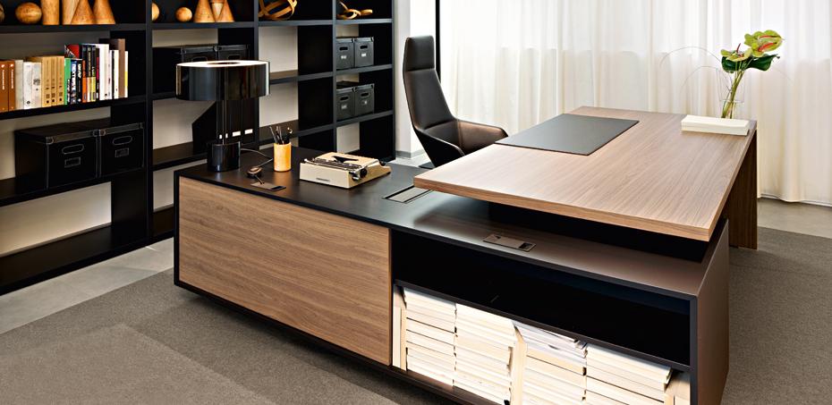 b roschreibtische report von sinetica design baldanzi novelli. Black Bedroom Furniture Sets. Home Design Ideas