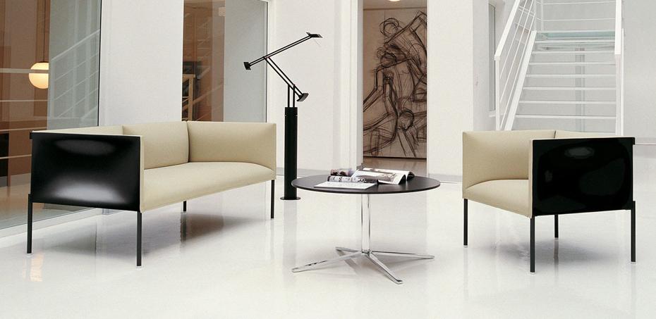 design sofas hollow von b b design patricia urquiola. Black Bedroom Furniture Sets. Home Design Ideas