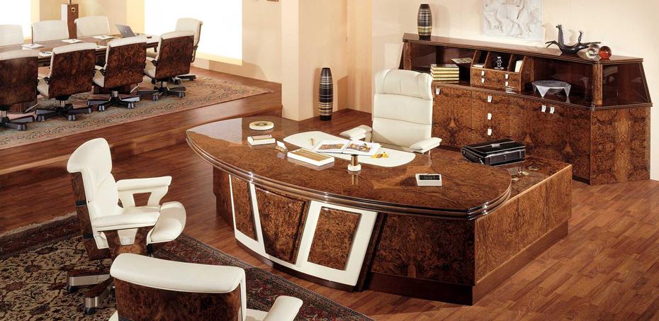 chefschreibtische der luxusklasse falcon von ra. Black Bedroom Furniture Sets. Home Design Ideas