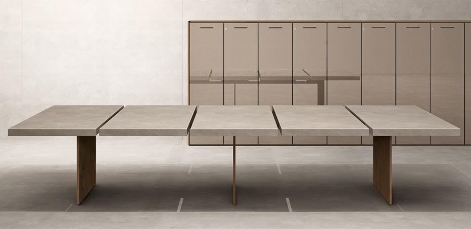 besprechungstische the element von uffix designer driusso associati. Black Bedroom Furniture Sets. Home Design Ideas