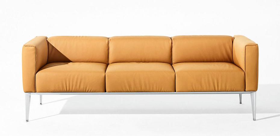 design sofas sean von arper designer jean marie massaud. Black Bedroom Furniture Sets. Home Design Ideas