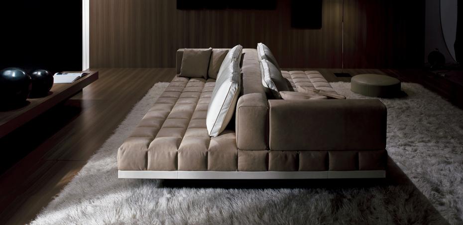 Italiaans Design Bank : Design-Sofas Insula von I4Mariani, Design Luca ...