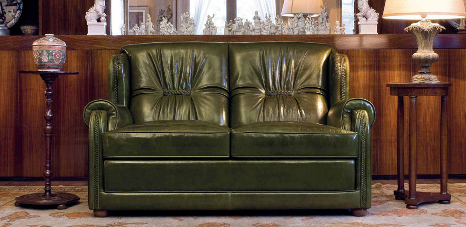 klassische italienische sofas venezia von mascheroni. Black Bedroom Furniture Sets. Home Design Ideas