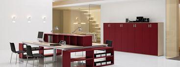 arbeitsplatzeinrichtungen pc arbeitspl tze mit italienischem design. Black Bedroom Furniture Sets. Home Design Ideas