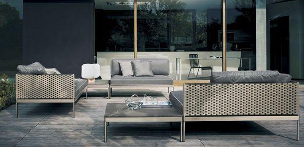 Outdoor-Möbel: italienische Möbel für Pool und Garten